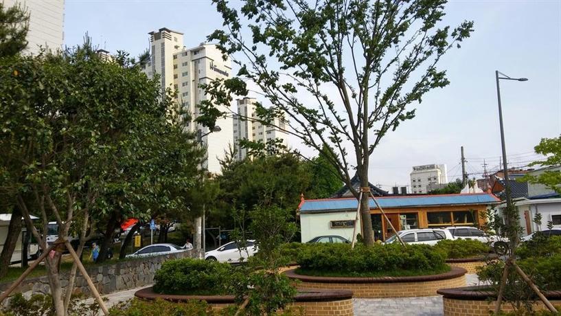 Shinsiwa Hanok Guesthouse 2 Green Way Park