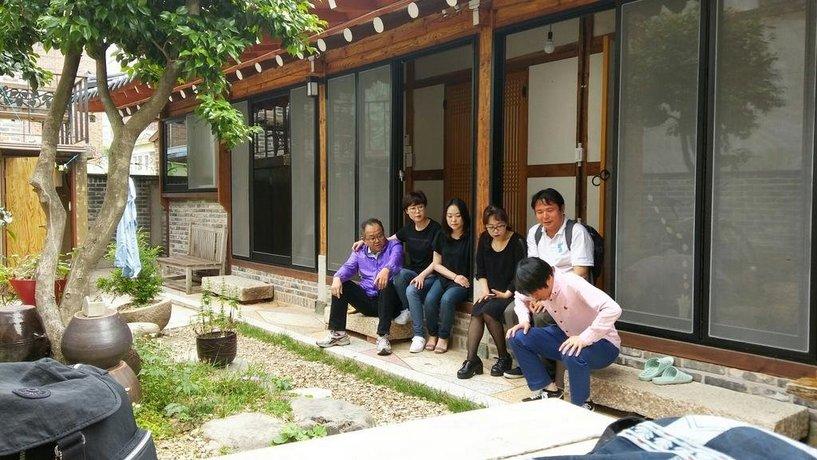 Shinsiwa Hanok Guesthouse 1 Daein Market