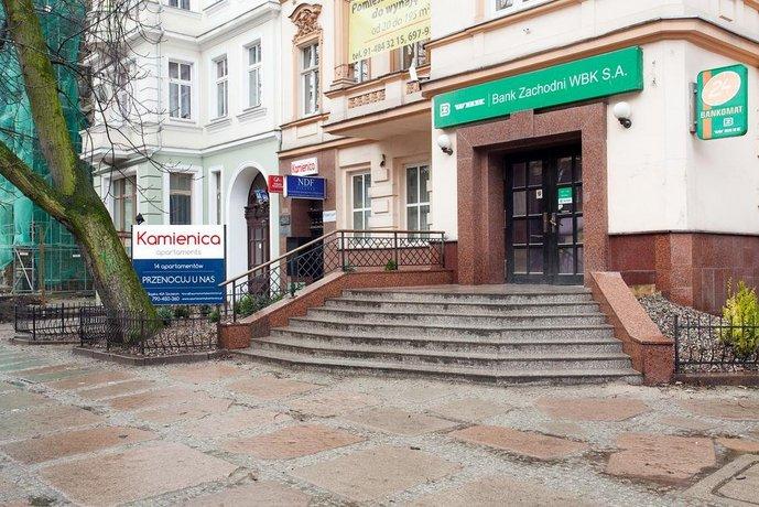 Kamienica Szczecin
