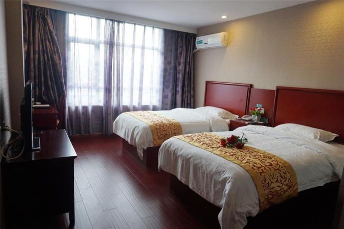 Greentree Inn Shanxi Taiyuan Hanxiguan Street Wanda