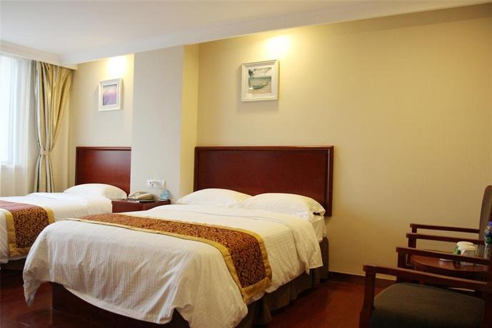 GreenTree Inn Anhui MaAnshan Economic Development District Hongqi South Road Express Hotel