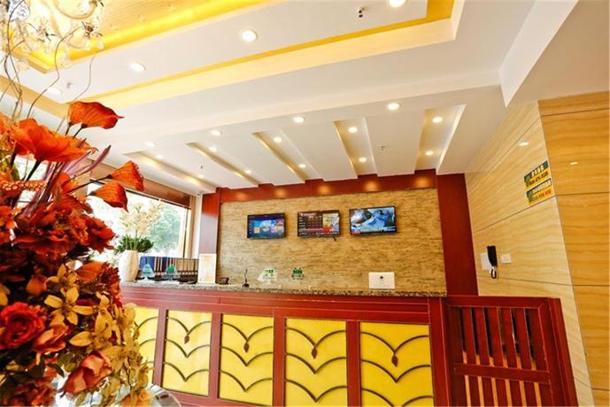 GreenTree Alliance Jiangsu Nantong West Renmin Road Coach Station Hotel