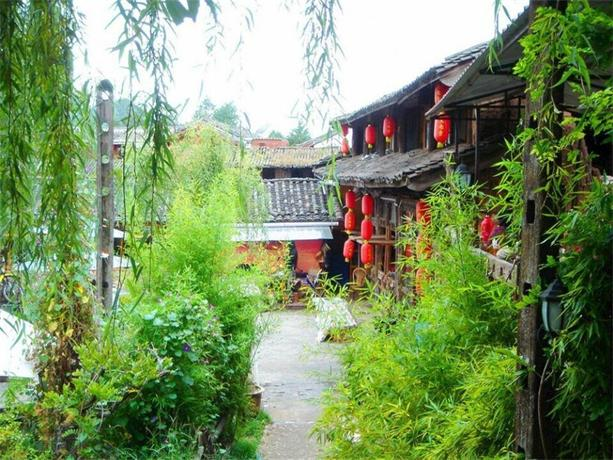 Langzhong Ancient Town Qinyou Inn