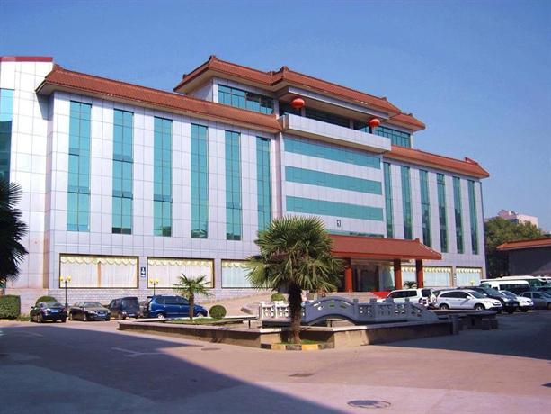 Zhiyuan Hotel Xian