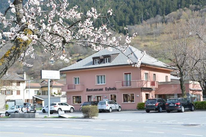 Hotel Restaurant Eyholz