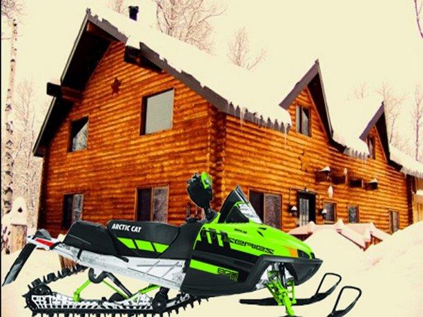 The Aspen Moose Vacation Cabin