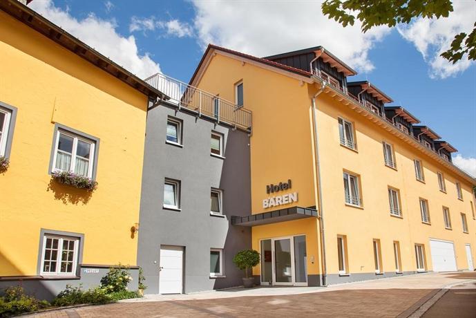Hotel Baren Isny im Allgau