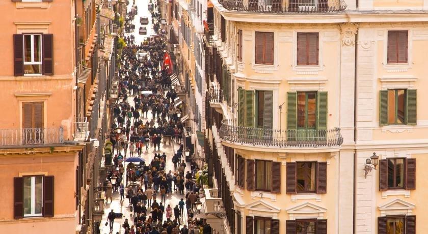 Maison del gambero roma offerte in corso for Appartamenti maison del gambero