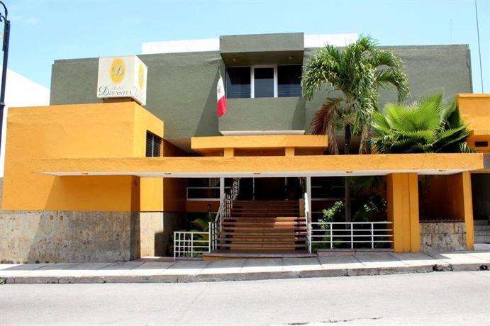 Hotel Dinastia Colima