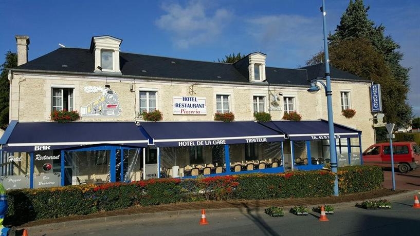 Hotel de la Gare Mezidon-Canon