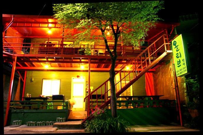 Chungpyeong Olive Inn