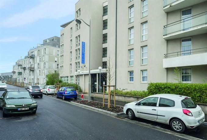 Appart 39 city nancy hotels nancy for Appart hotel nancy