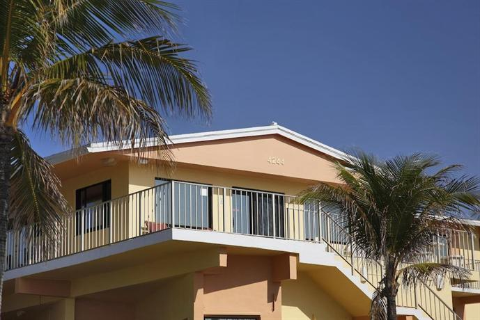 Windjammer Beach Hotel Lauderdale By The Sea