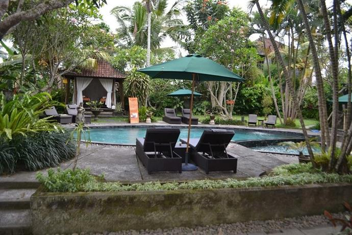 De munut cottages bali ubud compare deals for Cottage bali
