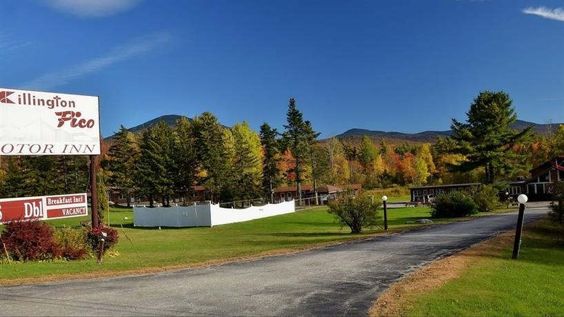 Killington Pico Motor Inn Vermont Mendon Compare Deals