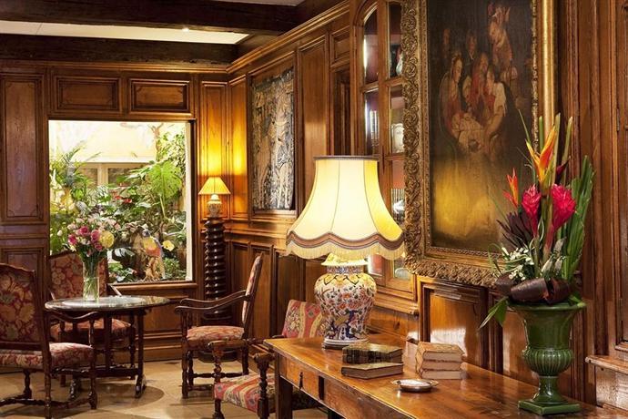 Hotel left bank saint germain paris compare deals for Hotel saint germain paris