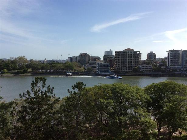 Kirribilli Riverfront Apartments Hotels New Farm Qld 4005