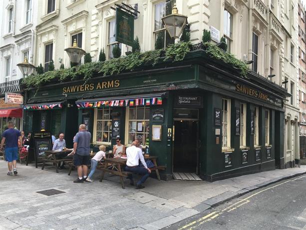St George Hotel Paddington London Compare Deals