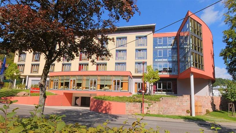 Hotel Bad Herrenalb Kurpromenade