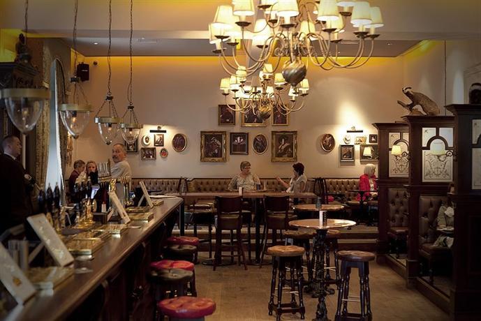 White Hart Hotel Restaurant Harrogate
