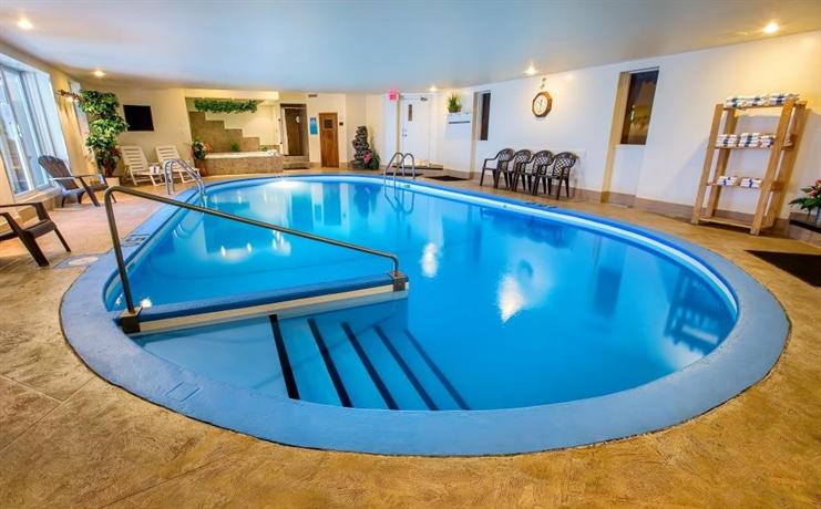 Hotel motel le chateauguay hotels qu bec for Piscine intercommunale montmorency
