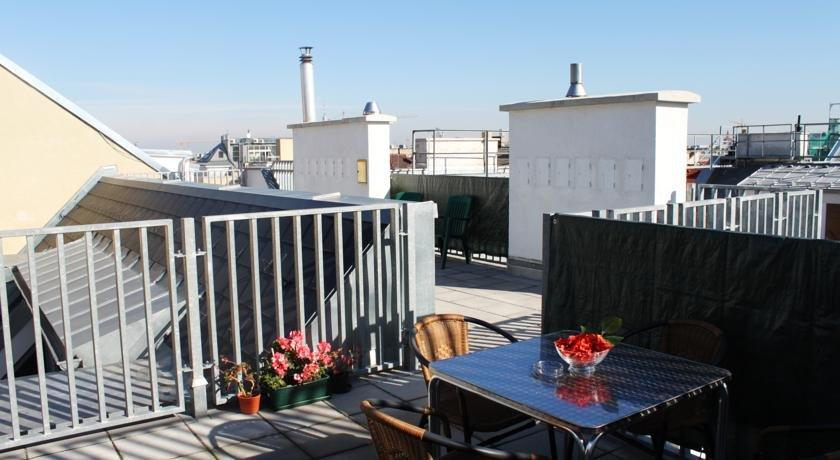 Sky apartments vienna hotels vienne for Hotels vienne