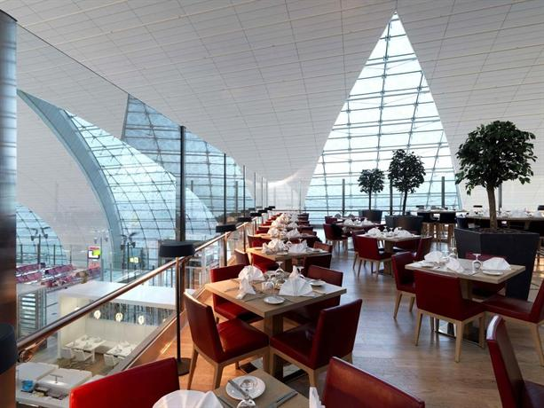 Dubai International Terminal Hotel In Dubai International Airport