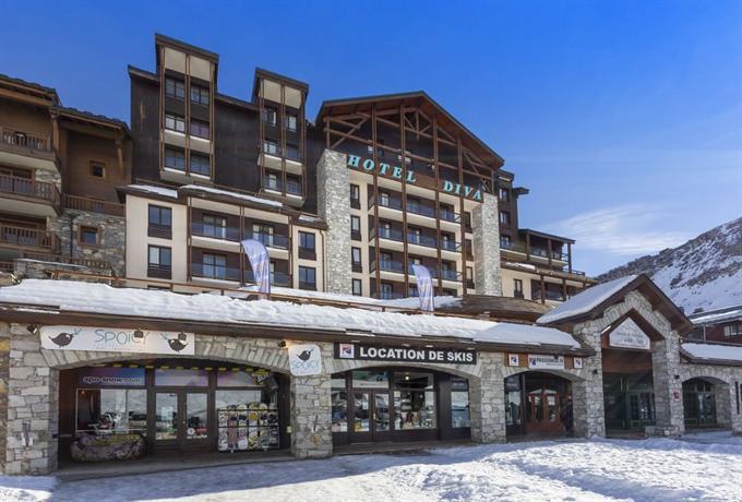 Diva hotel tignes compare deals - Hotel diva tignes ...