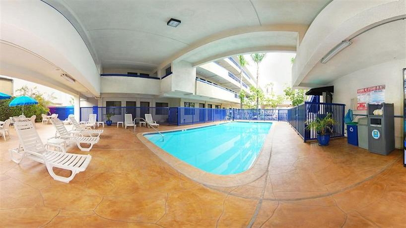 Quality Inn Suites Lax Airport Inglewood Los Angeles Compare Deals
