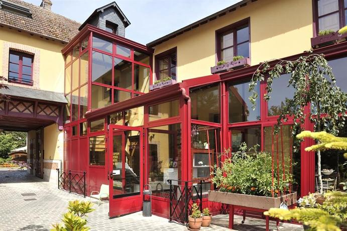 Hotel Saint Cyr La Ferte Saint Cyr
