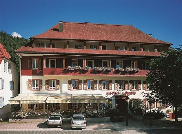 Hotel Lowen Todtmoos