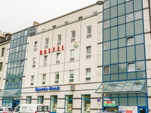 Babelfish hostel w rzburg die g nstigsten angebote for Hotel wurzburg zentrum