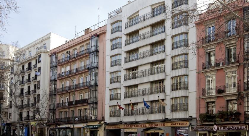 Aparthotel Rosales Madrid Offerte In Corso