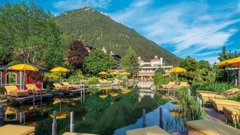 Hotel Alpenrose Maurach Restaurant