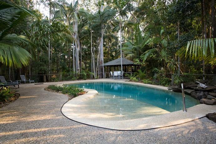 Amore On Buderim Rainforest Cabins
