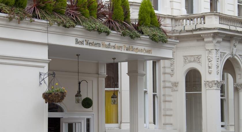 Paddington court suites londra regno unito for 14 devonshire terrace london