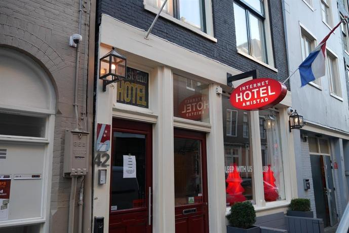 Amistad Hotel Amsterdam Compare Deals