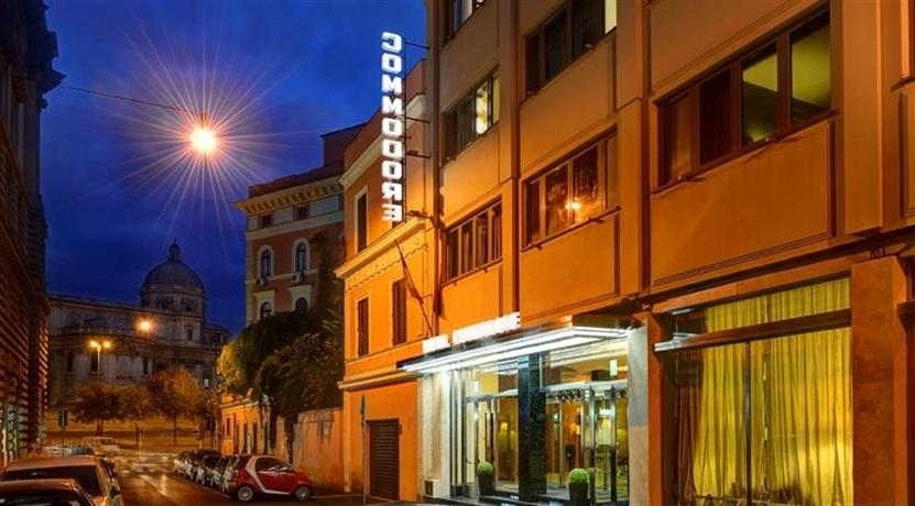 Hotel Commodore Roma