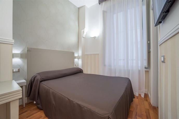 Porta pia hotel rome compare deals - Hotel porta pia roma ...