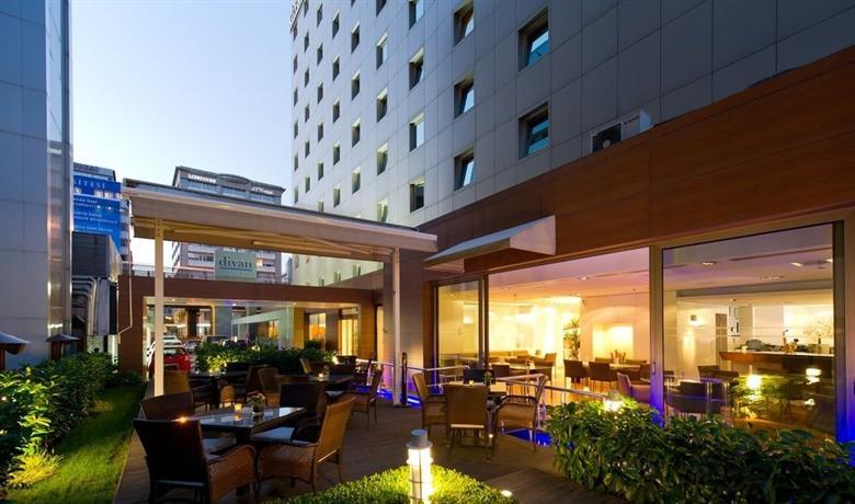 Divan city istanbul buscador de hoteles estambul turqu a - Hoteles turquia estambul ...