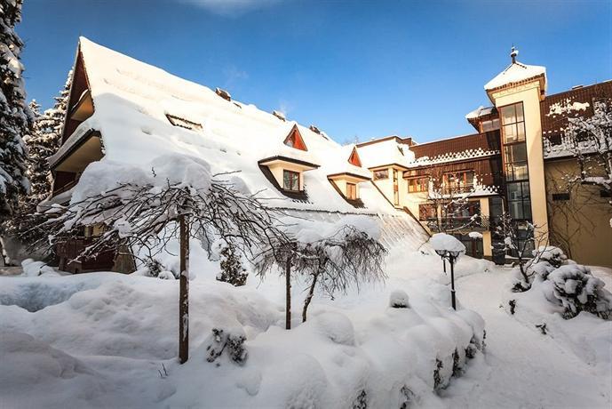 Hotel belvedere zakopane compare deals for Hotels zakopane