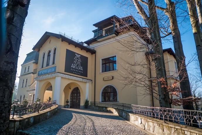 Villa marilor hotel zakopane compare deals for Hotels zakopane