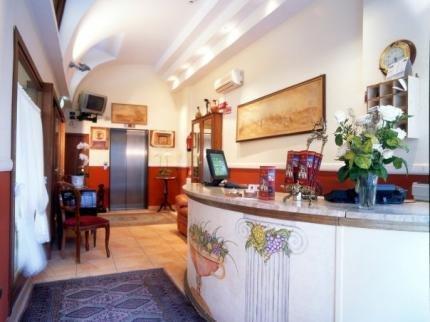 Hotel Santa Caterina Pompei Telefono