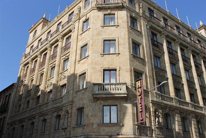 Hotel monterrey salamanca hotels salamanque for Comparateur de prix hotel espagne