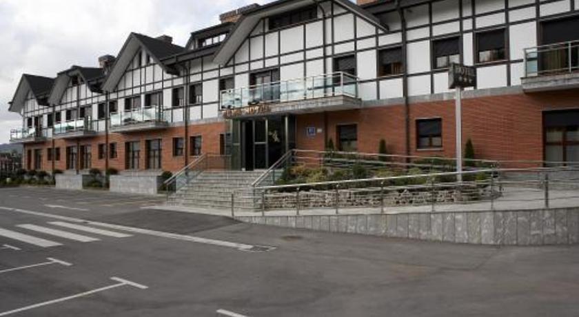 Euba Hotel Amorebieta-Etxano