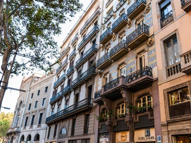 hotel ramblas barcelona barcellona offerte in corso