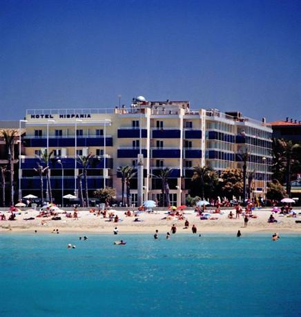 Hotel hispania palma palma de mallorca compare deals for Palma de mallorca hotels with swimming pool