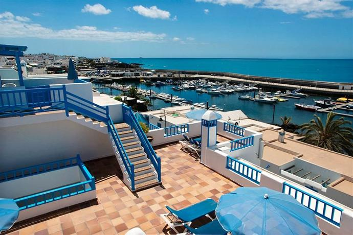 Apartamentos agua marina puerto del carmen compare deals - Car rental puerto del carmen ...