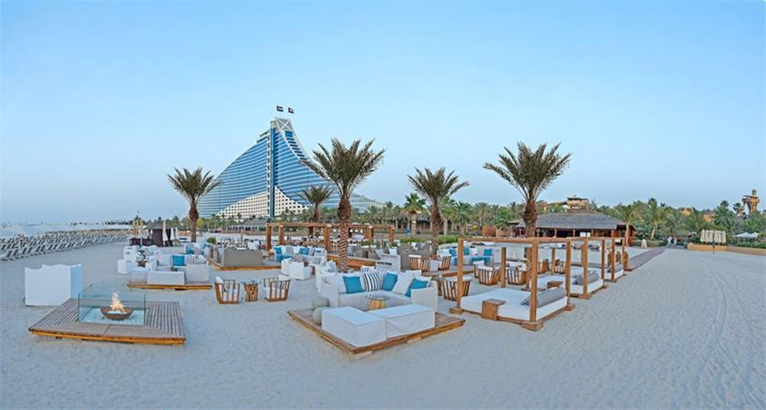 Jumeirah Beach Hotel Restaurants