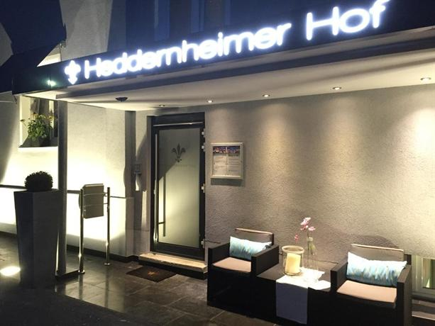 Hotel Heddernheimer Hof Frankfurt
